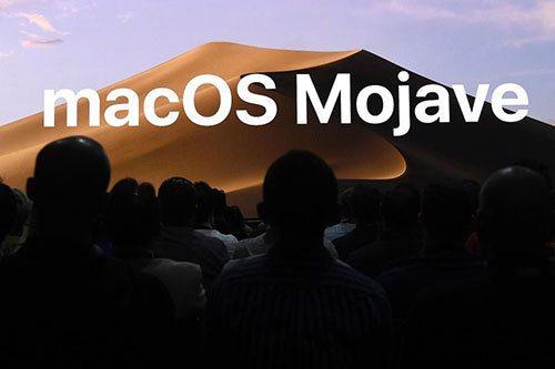 MacOS Mojave Update Privacy Hack
