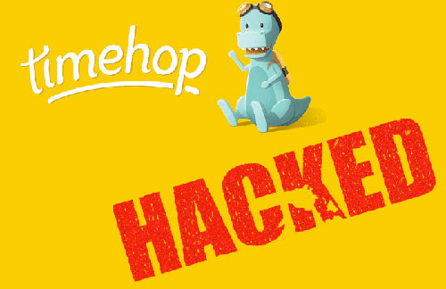 Hacked popular Timehop app, 21 million people affected