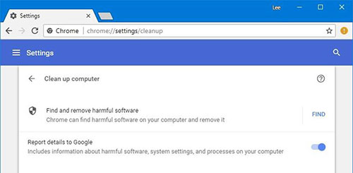 How to use Google Chrome instead of antivirus?