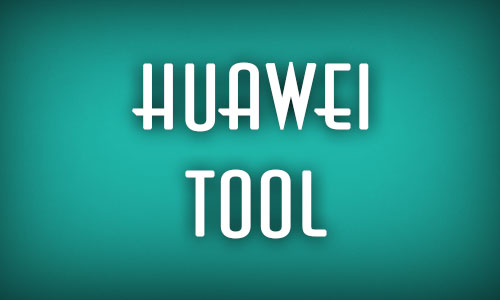 Huawei Tool Security Errors