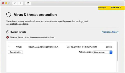 Microsoft Antivirus for Mac