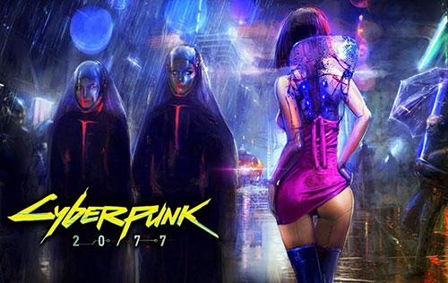 Cyberpunk 2077, 400 people are working on the game