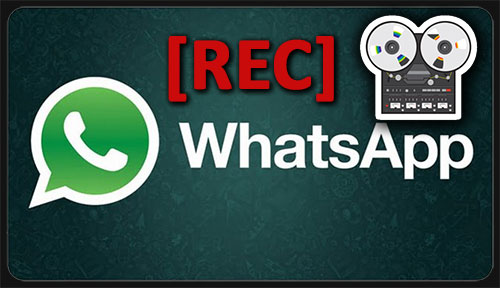 How to record a WhatsApp Audio call
