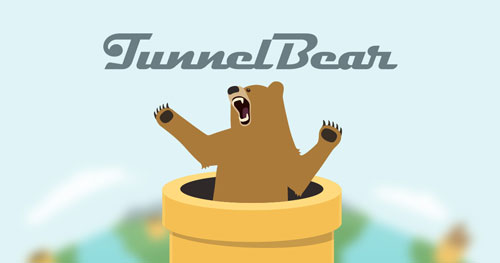 Tunnelbear is a VPN tool for you