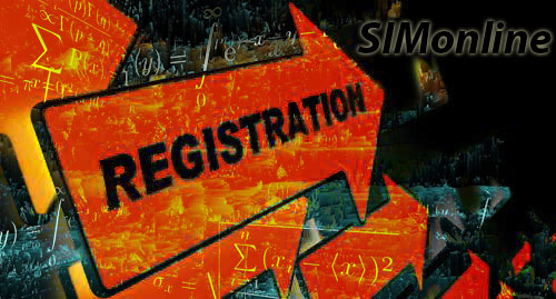 How to register in SIMonline